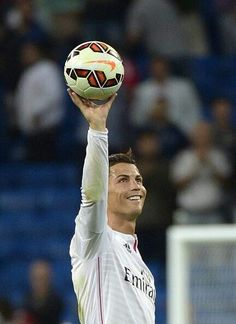 Poker de Cristiano Ronaldo