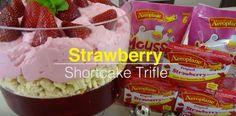 Strawberry Shortcake Trifle Recipe