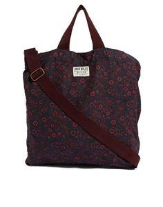 Enlarge Jack Wills Hepson Canvas Tote Bag