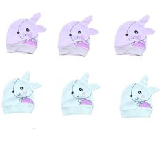 321 Wholesale rabbit printed design beanie for girl 12 pieces in package Cheap Beanies, Wholesale Baby Clothes, Baby Beanies, Baby Goods, Cool Baby Stuff, Baby Products, Baby Dress, Print Design, Rabbit