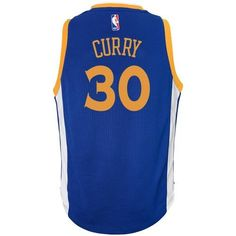 Stephen Curry Golden State Warriors Youth Road Swingman Jersey 7f7de0227