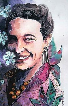 Feminist, Illustration, Art Drawings, Drawings, Painting, Tumblr Wallpaper, Art, Artsy, Creative Bookmarks