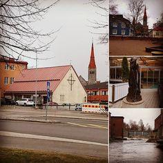 Päivä Tampereella - pääosin palaverissa