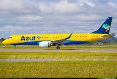 AZUL Linhas Aereas Embraer ERJ-190-100LR 190LR @ CNF