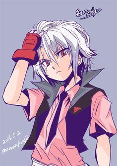 twitter.com Tv Anime, Anime Kiss, Manga Anime, Beyblade Characters, Anime Characters, Neko, Silver The Hedgehog, Sakura, Beyblade Burst