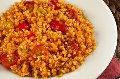 Bol Salçalı, Biberli: Meyhane Pilavı Tarifi - Yemek.com