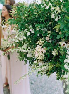 Photography : Charlotte Jenks Lewis Photography   Floral Design : Matthew Robbins Design Read More on SMP: http://www.stylemepretty.com/new-york-weddings/rhinebeck/2016/03/02/rustic-elegant-bohemian-upstate-new-york-wedding/