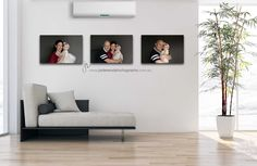 Living room portrait wall art. Family photography, family portraits, family photos. Photography by: Jade Read Photography, Gold Coast, Qld.