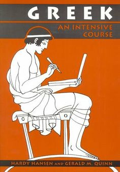 Greek: An Intensive Course by Hardy Hansen, http://www.amazon.com/dp/0823216632/ref=cm_sw_r_pi_dp_JCwKpb0MN3J2C