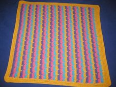 Contemporary, Rugs, Etsy, Home Decor, Stroller Blanket, Vibrant Colors, Comforters Bed, Kid Beds, Kids Wagon
