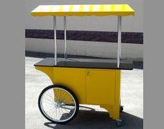 Possible kiosk cart idea