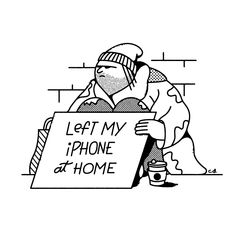 I know one or two people who would seriously freak if they did this....they could not go 48 hrs without their phones....funny thing is, they never post anything a thinking person would want to read.