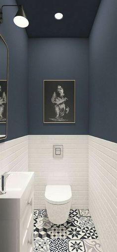 Minimal Bathroom Decor Ideas Minimal Bathroom Decor Id. Minimal Bathroom Decor Ideas Minimal Bathroom Decor Ideas - The Architects Diary schlichtes, weißes Bad. Diy Bathroom, Downstairs Bathroom, Bathroom Layout, Small Wc Ideas Downstairs Loo, Bathroom Ideas, Cloakroom Ideas, Bathroom Vanities, Bathroom Designs, Bathroom Remodeling