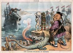 Uncle Sam Fleet Review cartoon - Google Search