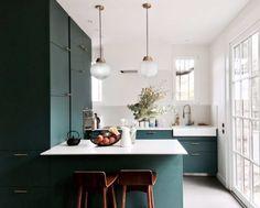 a bright & sunny paris abode.