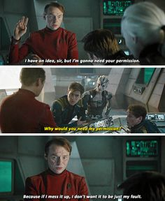 Star Trek Beyond | Scotty & Kirk