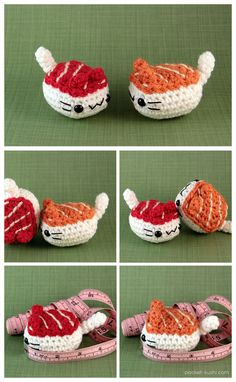 Want to discover art related to amigurumi? Check out inspiring examples of amigurumi artwork on DeviantArt, and get inspired by our community of talented artists. Kawaii Crochet, Crochet Food, Cute Crochet, Crochet Crafts, Yarn Crafts, Crochet Projects, Knit Crochet, Crochet Amigurumi Free Patterns, Crochet Animal Patterns