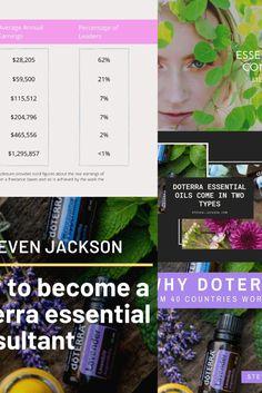 How to become a Doterra essential oils consultant My Doterra, Pure Oils, Doterra Essential Oils, Way To Make Money, How To Become, Essentials, Pure Products