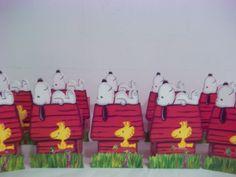 Porta Lápis Snoopy, para organizar a mesa da garotada.