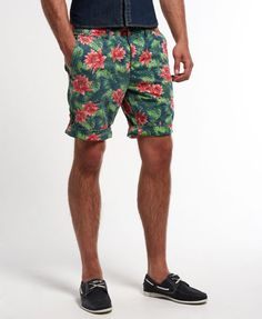 Try these Tropical Lillies International Chino Shorts ||  Superdry International Chino Short