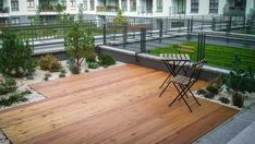 Nowoczesny taras drewniany - Deck, Interior, Outdoor Decor, Home Decor, Decoration Home, Indoor, Room Decor, Front Porches, Interiors