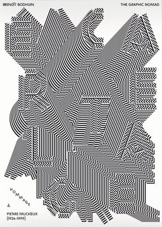 benoît bodhuin — type and graphic design