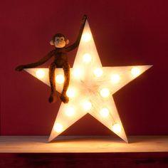 Image of LENA star lamp