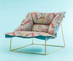 Volant chair by Patricia Urquiola, Lo Sguardo Laterale: Moroso