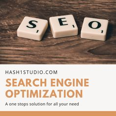 offering 🔍Search Engine Optimization Services at professional-level, which can translate into high-quality traffic and 💯 improve your ranking in search engine.
