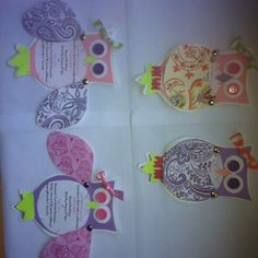 Homemade invitations for my two year old birthday! Handmade Invitation Cards, Homemade Invitations, Birthday Invitations, Invites, First Birthday Parties, 2nd Birthday, First Birthdays, Birthday Ideas, Owl Themed Parties