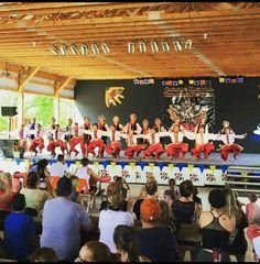 National Festival, Basketball Court, Dance, Group, Dancing