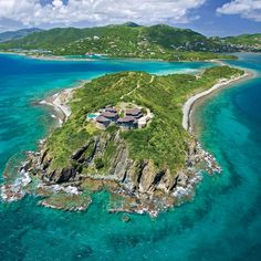 Private Island For Sale Right Now - Buck Island, BVI, Caribbean - Price Upon Request Coastal Living