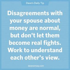 DaVE RaMSEY ___marriage