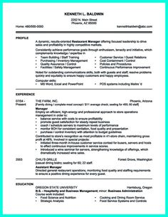 to make impressive catering owner resume you need to stay simple do not fulfill the white pages of catering director resume sample and hotel - Restaurant Resume Template