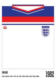 England '82