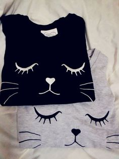 cat kawaii sweater cats Asian fashion Japanese Fashion Harajuku street fashion Babydoll Tokyo Fashion jfashion dolly japan fashion