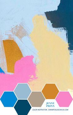 Color Inspiration - Jenny Prinn