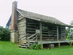 Hawkeye Log Cabin in Burlington. Log cabin on the bluffs of the Mississippi River. Built in 1910 by the Hawkeye Natives Association in honor of early Iowa pioneers. Amana Colonies, Farm Town, Iowa State Fair, Tourism Website, Hawkeye, Day Trip, Exhibit, Museums, Museum