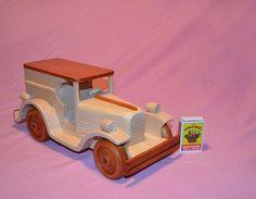 Wooden Toy Car Chevrolet 1929 Model by Stastoys on Etsy