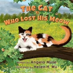 Giveaway and Book blast: The Cat Who Lost His Meow by Angela Muse!
