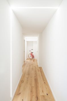400 Grove in San Francisco - Wide-plank rustic oak floors with a natural oil finish. Engineered hardwood. #engineered #hardwood #floor #oak
