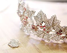 Royal Jewels of the World Message Board: Danish Ruby Parure - Pictures from the Book and Documentary https://se.pinterest.com/lovebooksabove/danish-ruby-parure/