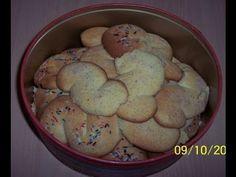 Biscotti al Latte di Greedy - YouTube