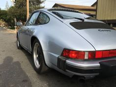 Awesome 1988 Porsche 911 Carrera coupe with G50