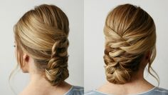 Knotted Updo   Missy Sue
