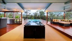Outdoor Living Design Ideas - Photos of Outdoor Living . Browse Photos from Australian Designers & Trade Professionals, Create an Inspiration Board to save your favourite images.