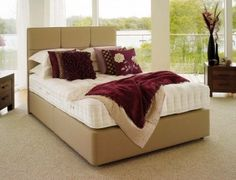 Hypnos Orthos Latex King Size Divan Bed £1,312.00