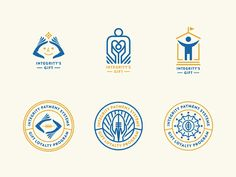 Process for development of a logo and accompanying seal; the organization uses a percentage of their business to contribute to schools and community establishments, specifically youth football leag...