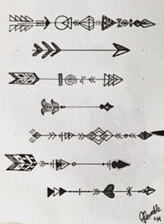 #arrows #tattoo More