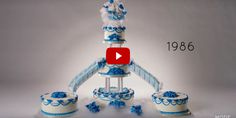 Watch 100 Years of Wedding Cakes in 2 Minutes  #WeddingCakes:1916 - 2016  Prove that the Essence of Beauty is in the Elegant Detail  This sweet video shows that there are similar wedding cake designs in different decades, but each period also has its own decorating style.  http://www.countryliving.com/food-drinks/a39549/100-years-of-wedding-cakes-2-minutes/?src=TrueAnth_CLIVING_TW&utm_campaign=trueanthem&utm_content=57b4ee5104d3012d7513ad3d&utm_medium=trueanthem&utm_source=twitter